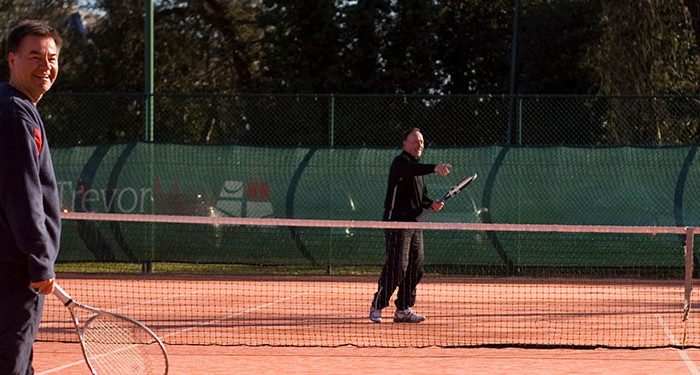 Adult Tennis Coaching