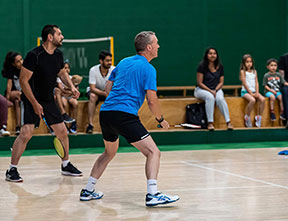 Badminton at The Parklangley Club
